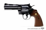 Colt Python .357 Mag.4 Inch BlueFinish.Like New In Box. 1981 - 6 of 8