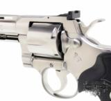 Colt Python .357 Mag.6 Inch Satin Stainless Finish.Like New In Box. 1982 - 7 of 10