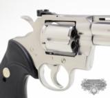 Colt Python .357 Mag.6 Inch Satin Stainless Finish.Like New In Box. 1982 - 4 of 10