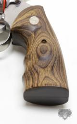 Colt Python 'ELITE' .357 Mag. 6 inch Stainless Finish. Like New. In Blue Case. 1998 - 10 of 10