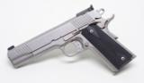 Kimber Eclipse 'Classic Stainless Target'. .45 ACP. Like New In Original Case - 3 of 6