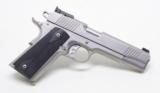 Kimber Eclipse 'Classic Stainless Target'. .45 ACP. Like New In Original Case - 2 of 6