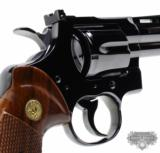 Colt Python .357 Mag.4 Inch Colt Blue Finish. Like New. Collector Quality.- 3 of 7