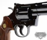 Colt Python .357 Mag.4 Inch Colt Blue Finish. Like New. Collector Quality.- 2 of 7