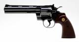Colt Python 357 Mag 6 Inch Blue. DOM 1981. Like New. No Box - 6 of 8