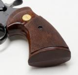 Colt Python 357 Mag 6 Inch Blue. DOM 1981. Like New. No Box - 5 of 8