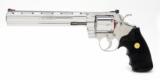 Colt Python 357 mag 8 In. Bright Stainless Finish With Hard Case - 6 of 8
