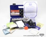 Colt Python 357 mag 8 In. Bright Stainless Finish With Hard Case - 1 of 8
