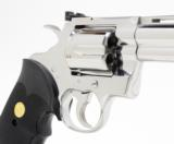 Colt Python 357 mag 8 In. Bright Stainless Finish With Hard Case - 5 of 8