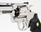 Colt Python 357 mag 8 In. Bright Stainless Finish With Hard Case - 7 of 8