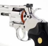 Colt Python 357 mag 8 In. Bright Stainless Finish With Hard Case - 8 of 8