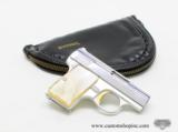 Browning .25 Automatic 'Baby Browning'. Excellent Condition In Factory Pouch. 1967