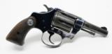 Colt Courier 22LR 3 Inch Revolver. DOM 1955. Fair Condition. MJ COLLECTION