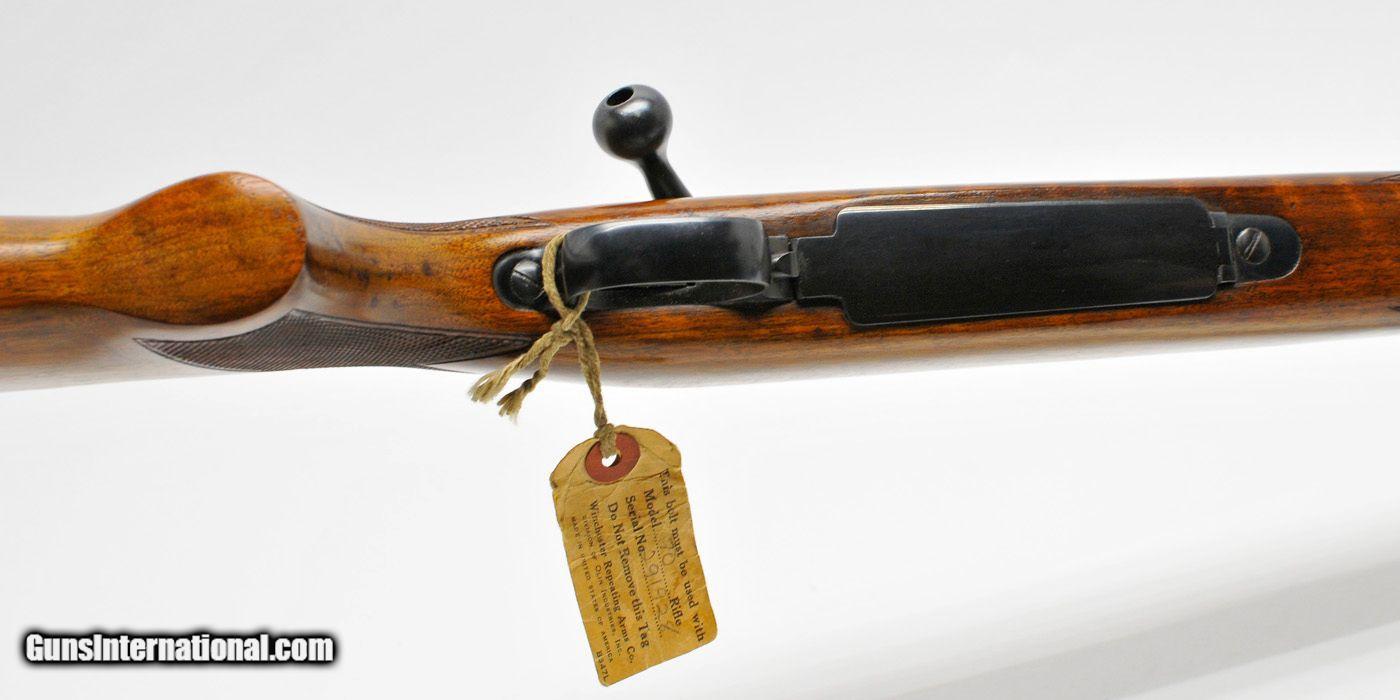 Winchester Pre-1964 Model 70  7mm Mauser (7M/M)  Collector