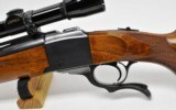 Ruger No. 1 .375 H&H With Leupold M8 2.5x Compact Scope. Excellent Condition - 7 of 8