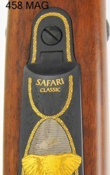 Winchester 70 Custom Safari Express African Big 5 Collection. New In Boxes. - 21 of 25