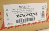 Winchester 70 Custom Safari Express African Big 5 Collection. New In Boxes. - 11 of 25