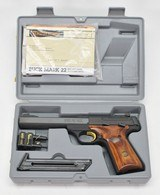 Browning Buck Mark .22LR. Semi-Automatic Pistol. Excellent Condition. In Original Hard Case