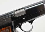 Browning Hi-Power 9mm Single Action. Very Good Condition - 3 of 5