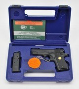 Colt Government MK. IV Series 80 380 Auto. Excellent. In Case