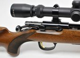 Browning T-Bolt 22LR With Burris Rimfire Scope. Like New - 3 of 5