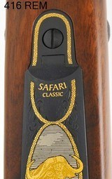 Winchester 70 Custom Safari Express African Big 5 Collection. New In Boxes. PRICE REDUCED - 12 of 23