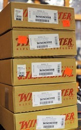 Winchester 70 Custom Safari Express African Big 5 Collection. New In Boxes. PRICE REDUCED - 3 of 23
