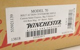 Winchester 70 Custom Safari Express African Big 5 Collection. New In Boxes. PRICE REDUCED - 15 of 23