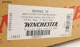 Winchester 70 Custom Safari Express African Big 5 Collection. New In Boxes. PRICE REDUCED - 7 of 23