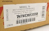 Winchester 70 Custom Safari Express African Big 5 Collection. New In Boxes. PRICE REDUCED - 11 of 23