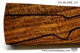 Exhibition Grade Bastogne Walnut Gun Stock Blank. CS_GS_BLANK_115 - 2 of 3