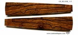 Bastogne Walnut Gun Stock Blank. CS_GS_BLANK_115