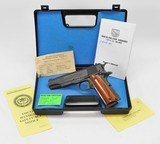 Rock Island Armory 1911-A1 .45 ACP. Excellent Condition In Hard Case