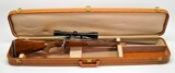 Browning Belgium Medallion 264 Win Mag. With Scope And Luggage Case.