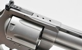 Colt Anaconda 44 Mag. 8 Inch Satin Stainless. Like New In Hard Case - 5 of 6