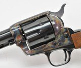 Colt SAA Single Action Army. 3rd Generation. 357 Mag. 7 1/2 Inch. Case Colored. Excellent - 4 of 6