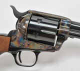 Colt SAA Single Action Army. 3rd Generation. 357 Mag. 7 1/2 Inch. Case Colored. Excellent - 3 of 6