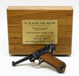 Mitchell's Mausers Luger Pistol Parabellum P-08. 9mm. In Presentation Case. DW COLLECTION - 2 of 4