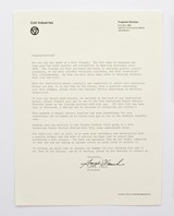 Colt Combat Commander, Commander (Lightweight) Manual, Repair Station List And Letter. 1981 - 3 of 5