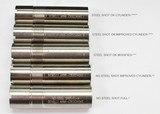Benelli 828U 12 Gauge O/U Shotgun. Like New In Hard Case - 16 of 18