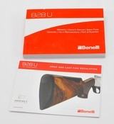 Benelli 828U 12 Gauge O/U Shotgun. Like New In Hard Case - 18 of 18