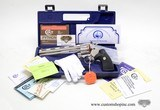 Colt Python .357 Mag.8 inch Bright Stainless Finish. Like New In Blue Case.1994