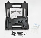 Walther P22 22LR With Laser And Display Suppressor. Excellent Condition - 1 of 3