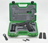 Remington 1911 R1 Enhanced .45 ACP. Very Good Condition. In Factory Hard Case With Extras - 2 of 9