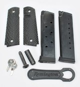 Remington 1911 R1 Enhanced .45 ACP. Very Good Condition. In Factory Hard Case With Extras - 7 of 9