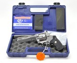 Colt Anaconda 44 Mag. 6 Inch Satin Stainless. Like New In Hard Case