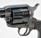 Colt SA Cowboy 45 Colt. 5 1/2 Inch Case Colored. Model CB1850. Looks Unfired - 6 of 8