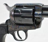 Colt SA Cowboy 45 Colt. 5 1/2 Inch Case Colored. Model CB1850. Looks Unfired - 4 of 8