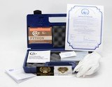 Colt Python Box, OEM Case 1990 Manual, And More! - 1 of 9
