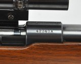 Winchester Model 54. 22 Hornet. Custom Upgrade By Griffin And Howe. Unused. Original DOM 1934 - 5 of 12
